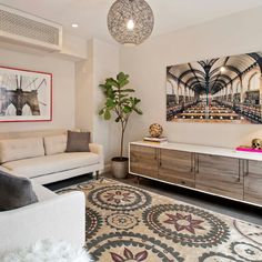 HGTV's Favorite Trends to Try in 2015 | Suzani prints continue to be a popular choice for home textiles.