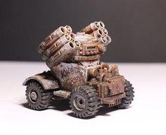 rocket buggy?