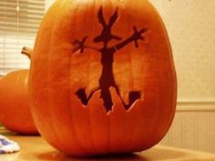 Love this pumpkin idea. The post Hahaha! & Halloween appeared first on Pumpkin carving ideas . Halloween Pumpkins, Halloween Crafts, Holiday Crafts, Holiday Fun, Halloween Decorations, Halloween Party, Halloween Pumpkin Designs, Halloween Jack, Holiday Wishes