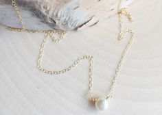 Forever your PEARL by honeysheaSTUDIOS on Etsy