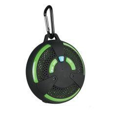 Wireless Bluetooth Speaker Handsfree MP3 Player with USB/TF Card Slot (Green)- Intl