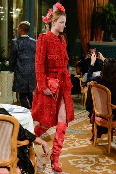 Chanel | Pre-Fall 2017 | Look 17