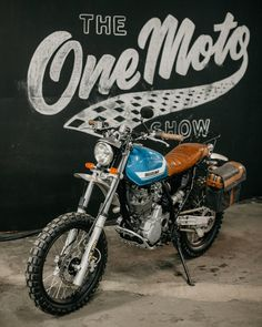 Our product development process typically takes a few months, so when Greg from Iron & Air asked us. Vintage Motorcycles, Custom Motorcycles, Cars And Motorcycles, Custom Motorcycle Shop, Motorcycle Travel, Honda Scrambler, Scrambler Motorcycle, Homemade Motorcycle, Motorcycle Saddlebags