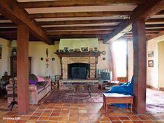 Renovación interior de una casa rústica