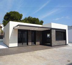 Casas modulares a medida - Modelo Calafell                                                                                                                                                                                 Más