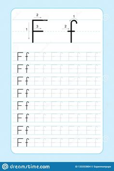 ABC Alphabet Letters Tracing Worksheet With Alphabet Letters. Basic Writing Practice For Kindergarten Kids A4 Paper Ready To Print Stock Vector - Illustration of print, draw: 133333804