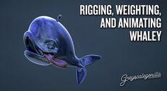 Whaley Rigging and Animating Tutorial on Vimeo 4d Animation, Animation Tutorial, Motion Design, Cgi, Vray For C4d, Maya, Illustrator, Cinema 4d Tutorial, Maxon Cinema 4d