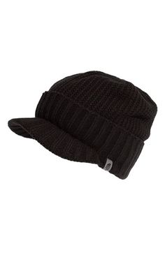 The North Face  GTO  Rib Knit Visor Beanie (Men)  e97284f1334