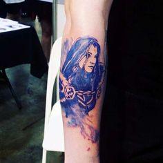 dota 2 tattoos crystal maiden