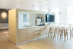 Kitchenette for the workplace