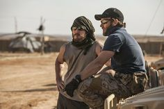 """Zero Dark Thirty"" movie still, L to R: Chris Pratt, Joel Edgerton. Joel Edgerton, Military Girlfriend, Military Love, Military Spouse, Jim Carrey, Chris Pratt, Navy Seal Movies, Netflix, Us Navy Seals"