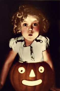 Shirley Temple, Halloween 1935.