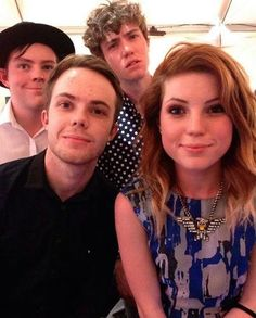 Echosmith, pretty wicked sibling band im becoming obsessed with.