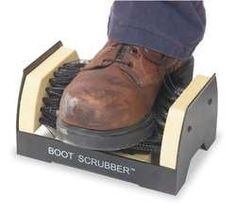 Industrial Grade 1ETK7 Boot Brush * Quickly view this special  product, click the image