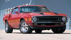 1970 Shelby GT500  Smokin - http://www.only4realmen.com/cars/1970-shelby-gt500-smokin/