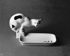 Edouard-Marcel Sandoz - Cendrier «Chat»
