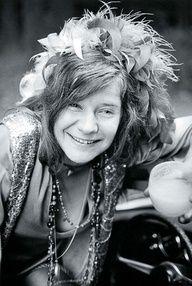 - Janis Joplin - happy