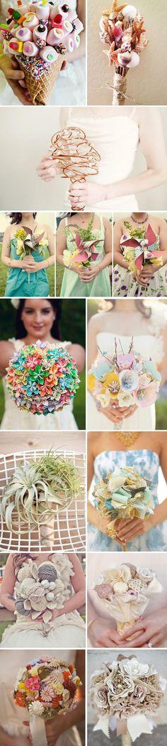 Floral Alternatives! Bouquets