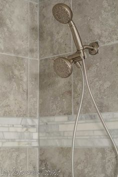 DIY Tile Shower: Before and After