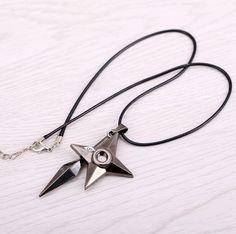 Naruto Ninja Tools Necklace