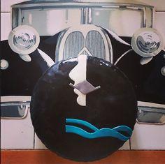 """Hercule Poirot"" cake"