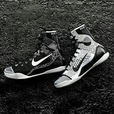 detailed look 09b5d 1b3bf The Kobe 9 Elite BHM is a must-have. Release info in Sneaker Release Dates  on sneakernews.com