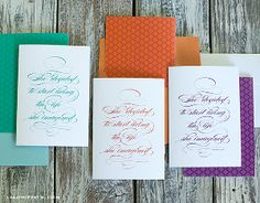 Imagine Quote and Free Printable Greeting Cards | Give the gift of inspiration with these free printables!