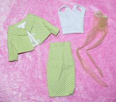 """TONNER 16"""" TYLER WENTWORTH CHECK THIS OUT OUTFIT FITS SYDNEY BRENDA STARR #Tonner #ClothingAccessories"""