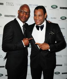 RED CARPET RECAP: Philanthropists, Athletes & Flo Rida Attend The Blacks Annual Gala
