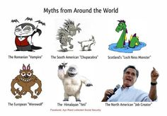 Myths around the world