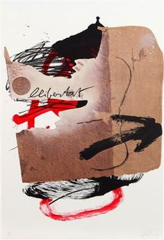 Outside The Lines - pahomedia:   ANTONI TÀPIES
