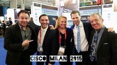 Cisco live 2015 Milano