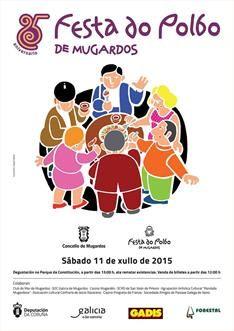 XXV Festa do Polbo en Mugardos