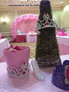Princess theme Birthday Party Ideas | Photo 11 of 21 | Catch My Party