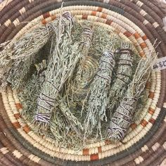 Sage is my favorite cleansing tool for my home 🌿