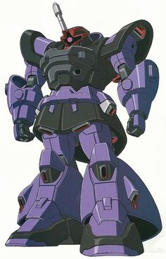 ZGMF-XX09T DOM Trooper is a prototype general-purpose mobile suit, it is featured in the anime series Mobile Suit Gundam SEED Destiny. The unit is piloted by Hilda Harken, Mars Simeon and Herbert Von Reinhard. Front
