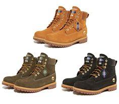 Stussy x Timberland 6 Boot (Fall/Winter 2013)