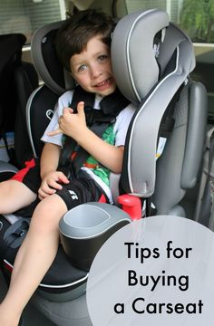 Tips for Buying a Carseat AD