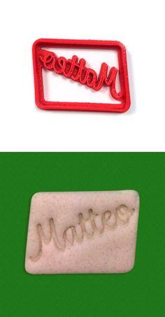 Cookie cutter Name Matteo