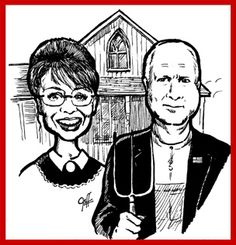 McCain Palin ticket