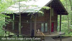 Rent a cabin at chain of lakes with my homies