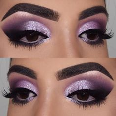 Interesting Makeup Ideas for Dark Brown Eyes ★ See more: