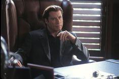 "John Travolta in ""The Punisher"" (Jonathan Hensleigh, The Punisher 1989, Punisher Comic Book, Punisher Comics, Battlefield Earth, Absorbing Man, Saints And Sinners, John Travolta, Marvel Movies, It Cast"