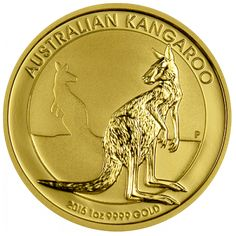 The 2020 Australian Kangaroo Gold Bullion Coin Series is now available from Austin Rare Coins. Collectors love them for their distinctive strikes and annual design changes. Investors put them away for their pure Gold content. Gold And Silver Coins, Pink And Gold, Maple Leaf Gold, Legal Tender, All Currency, Gold Money, Australian Animals, Gold Bullion, World Coins