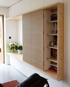 Home Interior Design, Interior Architecture, Home Entrance Decor, Home Decor, Furniture Design, Furniture Storage, Diy Furniture, Home And Living, Zen Living Rooms