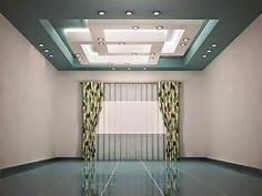 Modern Pop False Ceiling Designs For Living Room With LED Ceiling Lighting  System Part 66