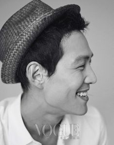 26 times Lee Jung Jae's smile left you speechless