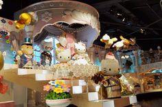 Sanrio Amusement Park Ride