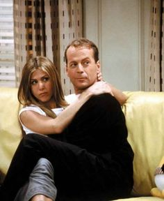 "Bruce Willis guest starred on the show for free. | 25 Fascinating Facts You Might Not Know About ""Friends"""