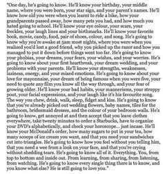 I don't think the part about loving mayonnaise or picking up the razor is true. I still think my guy like that is still out there! Love Quotes For Him Cute, Love Quotes For Him Boyfriend, Cute Quotes, Boyfriend Stuff, Long Quotes About Love, Finding The One Quotes, Boyfriend Girlfriend Quotes, Boyfriend Goals, The Words